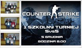 Turniej Counter Strike: Global Offensive