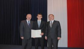 Stypendysta Prezesa Rady Ministrów 2015/2016