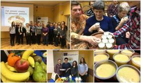 Spotkanie promujące zdrowe żywienie i zdrowy styl życia