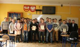 VIII Międzygimnazjalny Konkurs Informatyczny