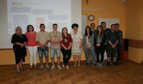 Spotkanie z przedstawicielkami Wojewódzkiego Urzędu Pracy
